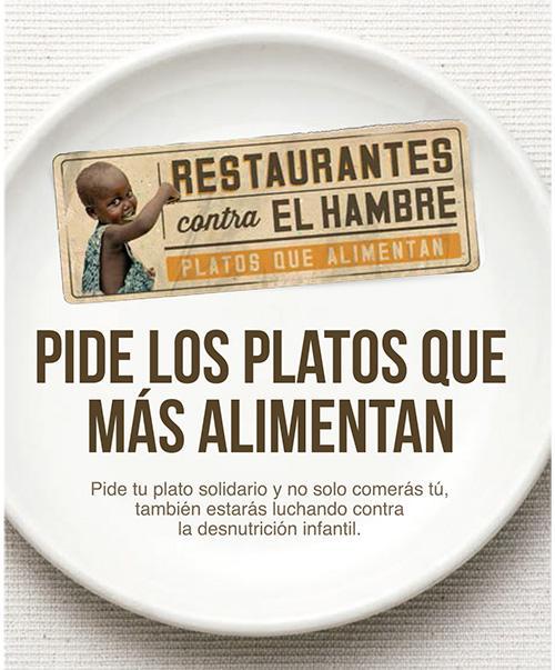 Círculo marisquería participa en Restaurantes contra el Hambre