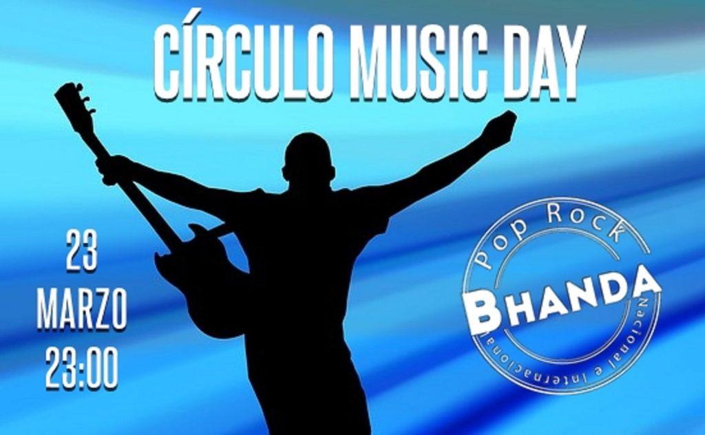 Circulo Music Day Marzo