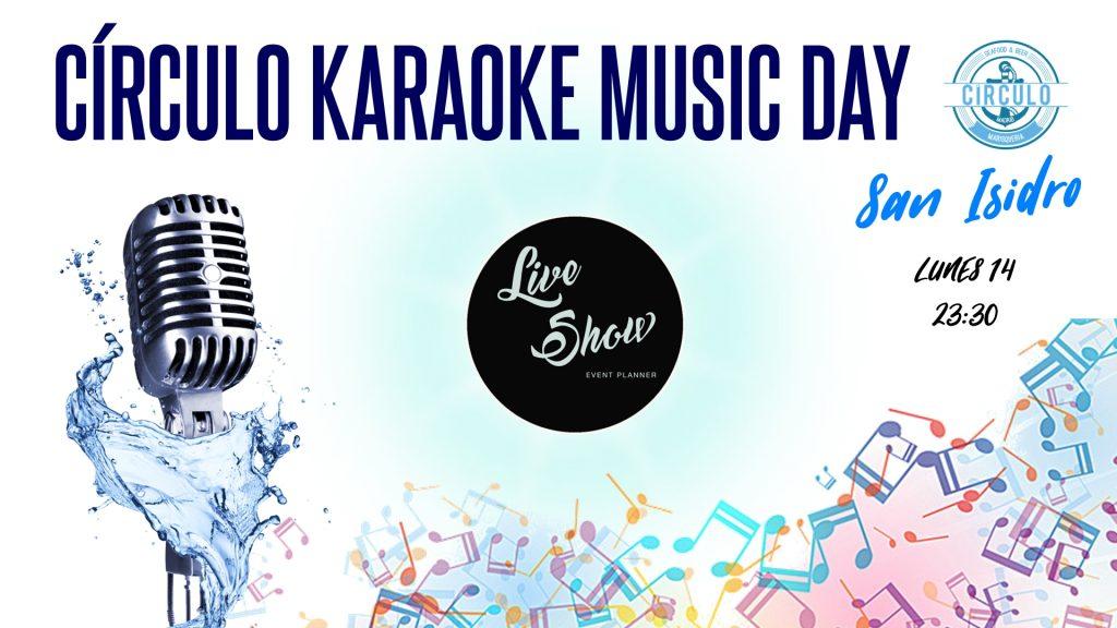 Disfruta de San Isidro 2018 cantando en el karaoke con nosotros