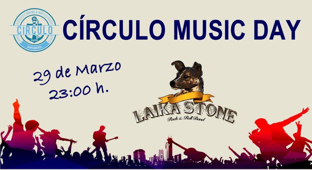 Circulo Music Day Marzo 2019