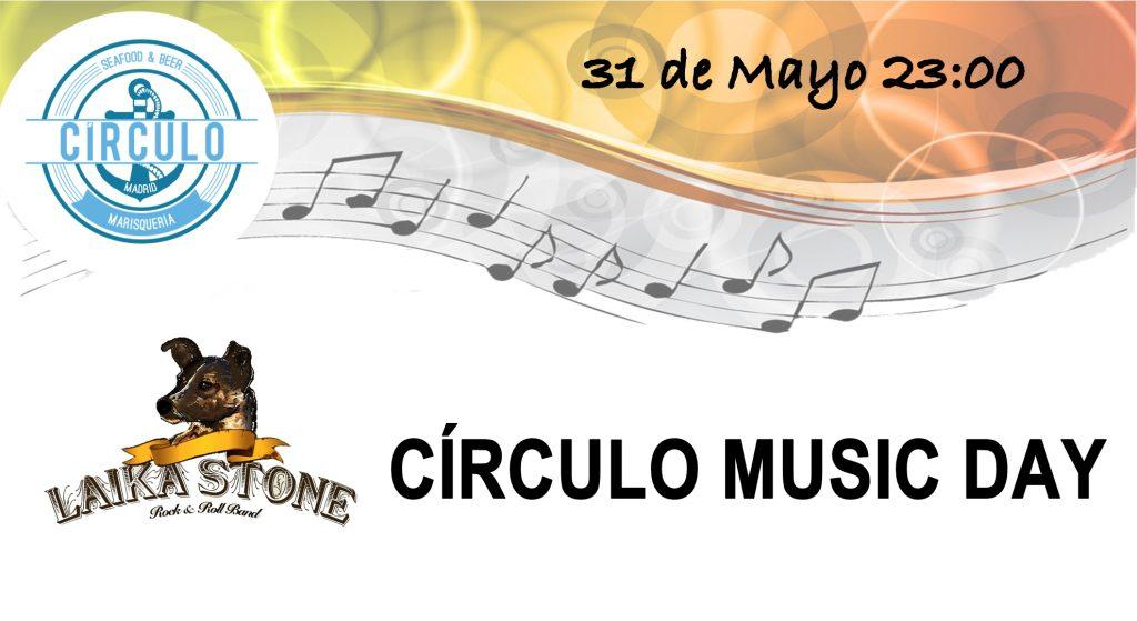Circulo Music Day Mayo 2019
