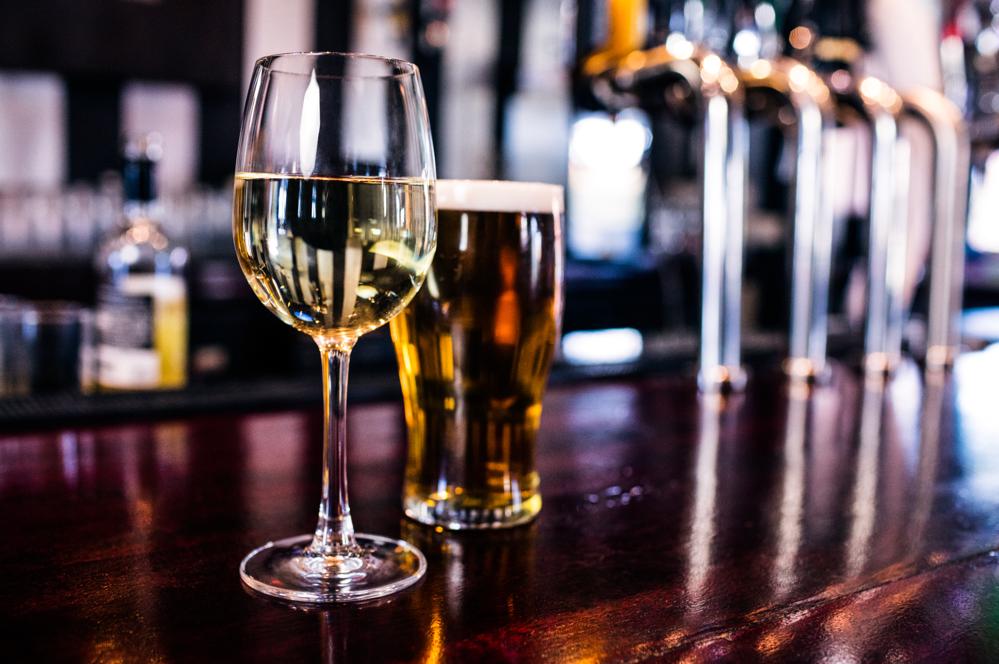 ¿Eres más de cerveza o de vino?
