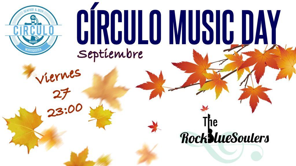 Circulo Music Day Septiembre 2019