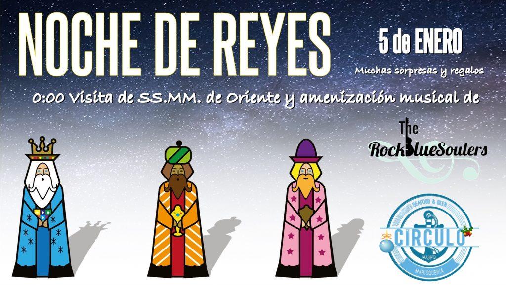 Disfruta de la noche de Reyes 2020