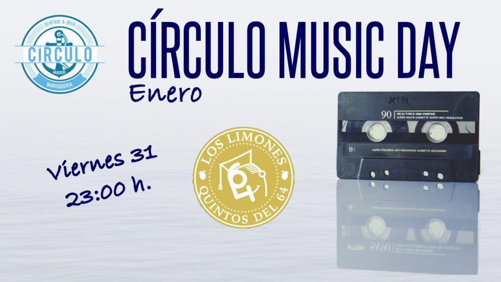 Circulo Music Day Enero 2020