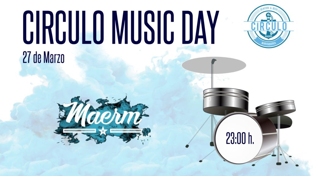 Circulo Music Day Marzo 2020