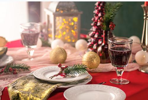 La gastronomía navideña en Europa